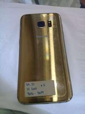 Samsung S7 gold DC COM Medan Fair lt.4 tahap 2 no.93