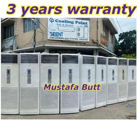 4 Ton cabinets Ac 4 years warranty