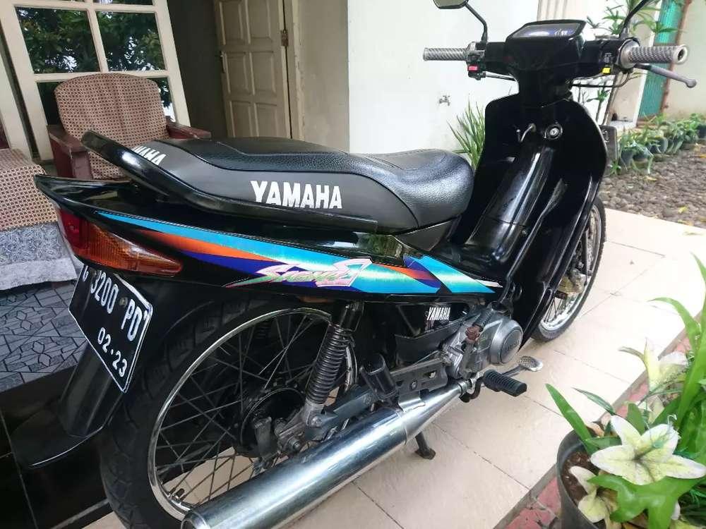 Yamaha Sigma 1998