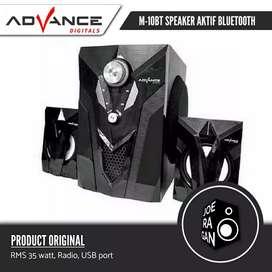 Advance M10BT Bluetooth Speaker