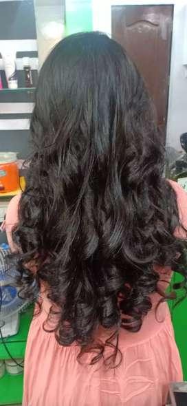 Need male & female hairdresser