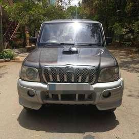 Mahindra Scorpio 2006-2009 VLX 2WD BSIII, 2006, Diesel