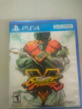 BD PS 4 Street Fighter