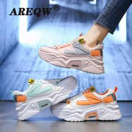 Women Shoe  Casual Sneakers Trainers  Female   Comfortable  Shoes