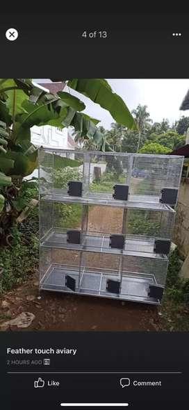 Pets cages