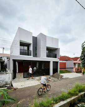 Tukang bangun rumah modern Serang Banten
