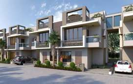 Villas with greenry in noida extension