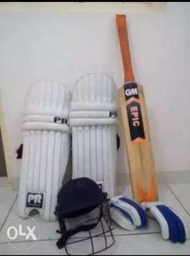 Season cricket kit