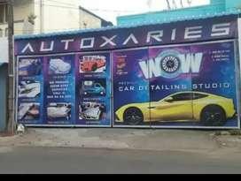 Car wash , polishing person wanted at porur