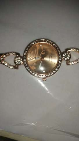 Rose Gold Brand New  Female Watch Forever Collection