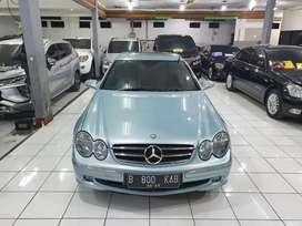 Mercedes Benz CLK 500 V8 2003 W209 no clk230 clk240 clc 240 slk