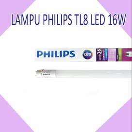 LAMPU PHILIPS TL8 LED 16W