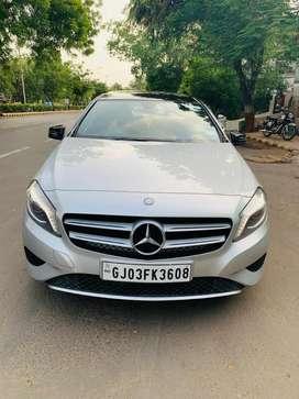Mercedes-Benz A-Class Edition 1, 2014, Diesel