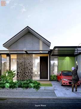 Rumah Baru Jogjakarta FREE INTERIOR Dekat Crabbys Tiyasan