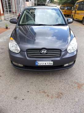 Hyundai Verna VTVT 1.6, 2007, Petrol