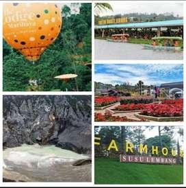City Tour Wisata Bandung