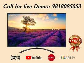 """(Brand New) 65"""" Smart Android Led Tv"""