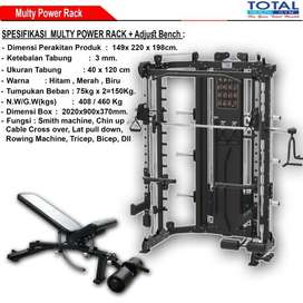 Multi Power Rack TL 088