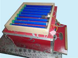Get converted manual incubator to automatic.