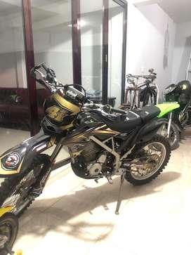 Kawasaki klx bf 150 cc tahun 2017