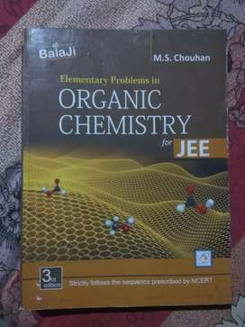 JEE chemistry