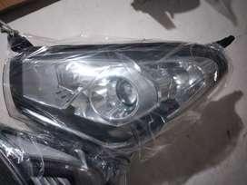 Headlamp lampu depan sirion 2016 kiri