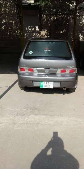 Very Good Condition Cultus car 2011 Model available for rent
