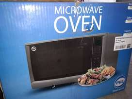 PEL 30 litter gril microwave oven touch only box open