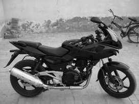 Black 220 cc
