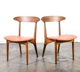 kursi cafe kursi makan kursi resto model simple