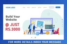 Website Design @ Just Rs. 3000