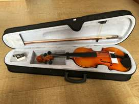 Pluto violin