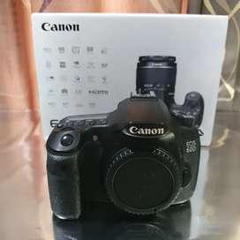 Jual all in camera 60 d lensa tamron 17-50mm, lensa 50mm, flash yn560