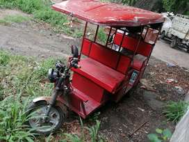 E-rickshaw for sale