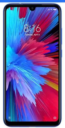 MI Note 7S.. 3GB.. 32GB... 48mp.. 13mp.. 4000mah