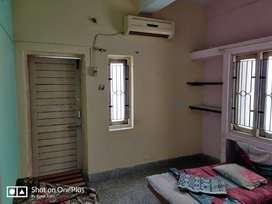 2Bhk Semi Furnished Flat For Rent@ Thaltej