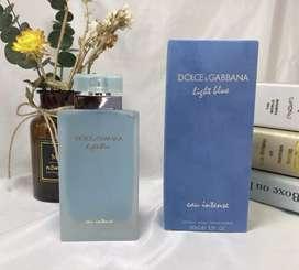 DOLCE GABBANA LIGHT BLUE EAU INTENSE EDP 100ML