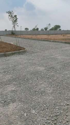 Hmda approved residential plots with all Developments