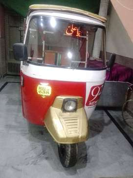 Siwa Rickshaw for Sale