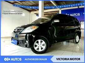[OLXAD] Toyota Avanza 1.3 G Bensin 2009 Hitam #PartnerTerpercaya