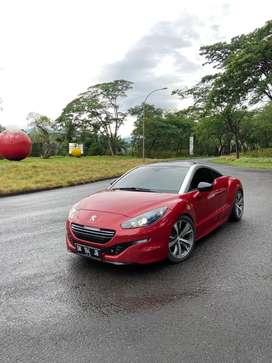 Peugeot RCZ 2013 a/t