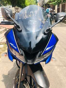 Yamaha R15 V.3 In brand new condition