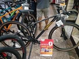 Sepeda polygon Heist X7 bisa di kredit syarat mudah free admin