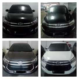 Cash Toyota Innova Reborn Bensin2016 Ada Type G Manual V Matic Q Matic