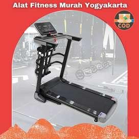 Alat Fitness Treadmill Elektrik Genova Murah Yogyakarta
