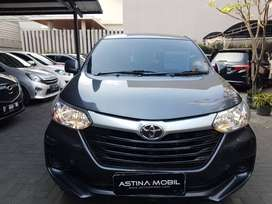 PROMO TDP 17.5 Toyota Avanza 1.3 G MT-Manual 2018 Abu ASTINA MOBIL