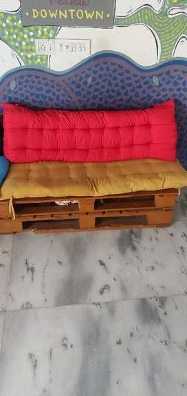Garden seating sofa