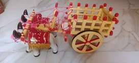Bullock cart ( Beel Gadi)