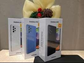 SAMSUNG GALAXY A52 8/128 GB NEW