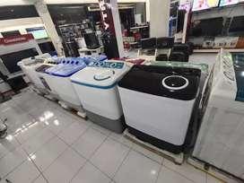 kredit mesin cuci dp 0 acc 3 menit